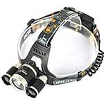 Фонарь Boruit HL-720 LED