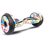 Гироскутер Smart Balance 10.5″ Граффити+Самобаланс+ТаоТао