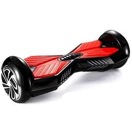 Гироскутер Smart Balance 8″ Чёрный-Красный+Самобаланс+ТаоТао